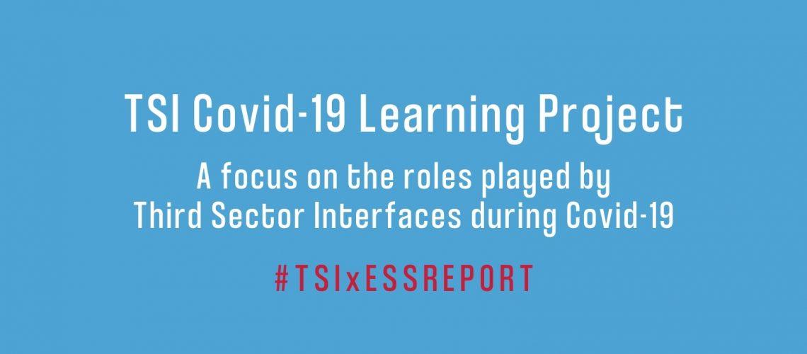 TSI X ESS Report Banners